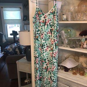 C&E- maxi dress